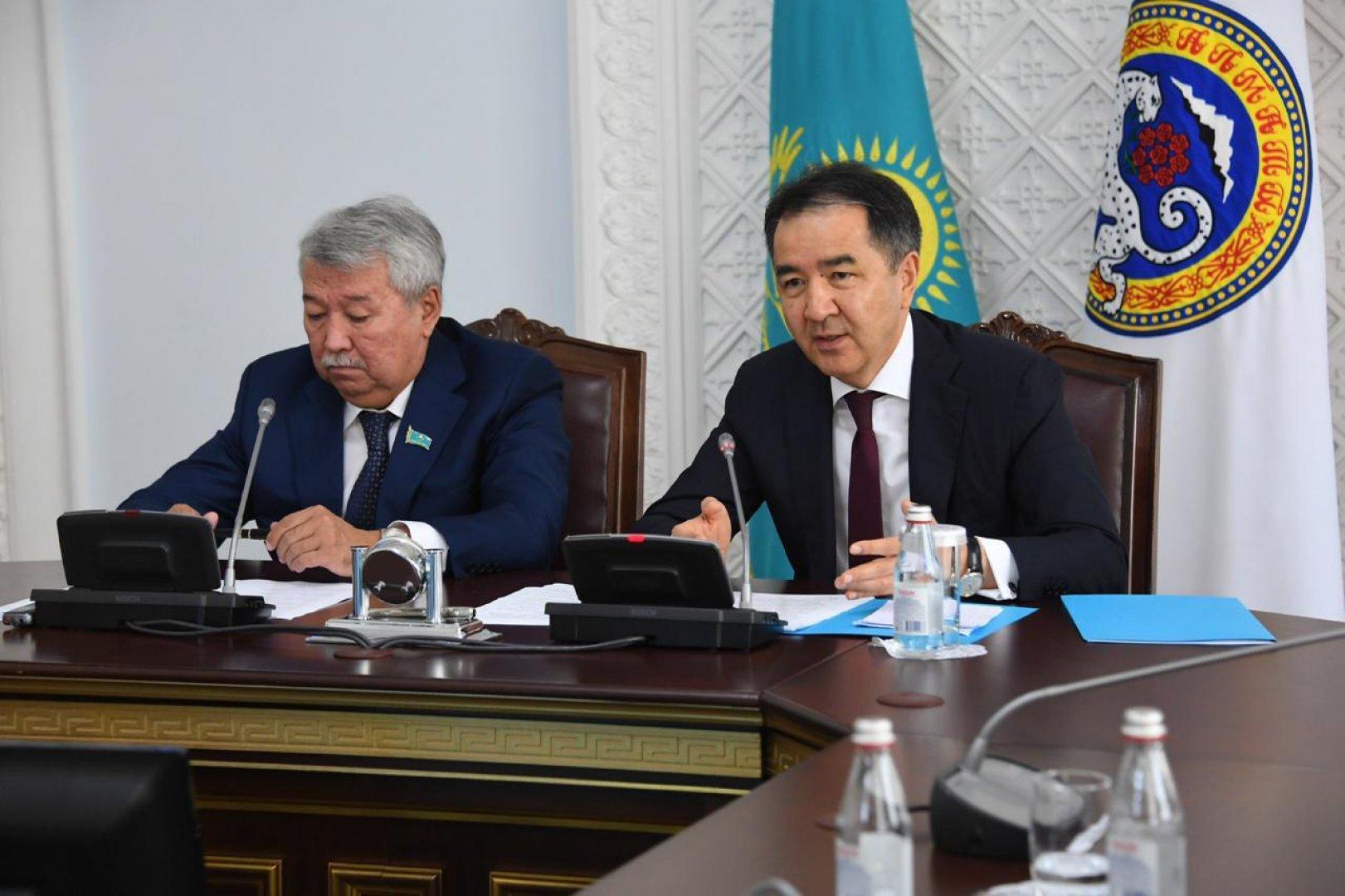 «Шетсіз қала»: Алматы маңайы толық жарықтандырылады