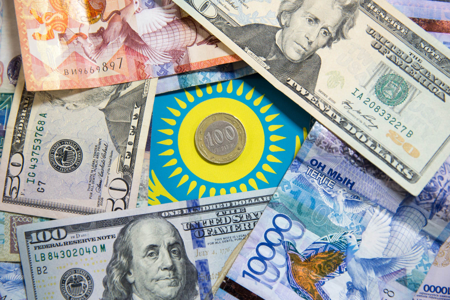 Курс валют на 19 июля