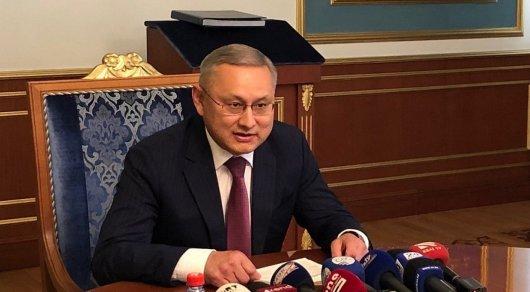 Руководителем Представительства Президента в Парламенте назначен Бейбит Исабаев