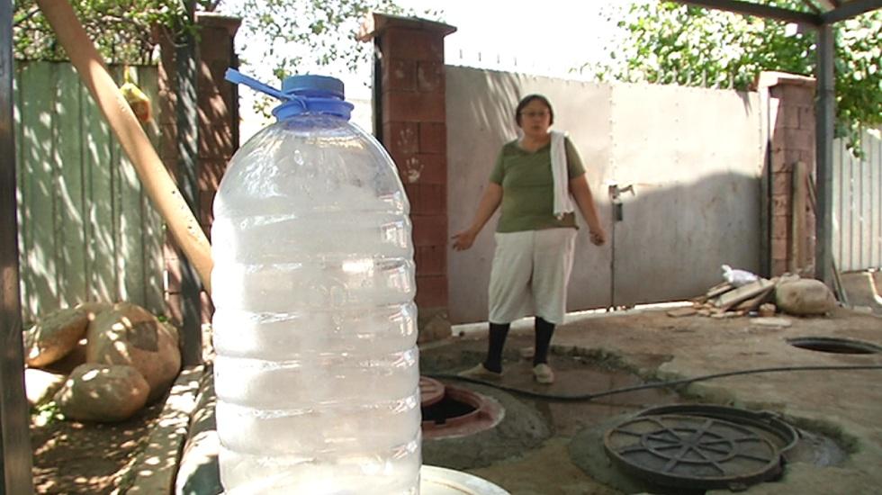 Без воды каждое лето остаются несколько микрорайонов Алматы
