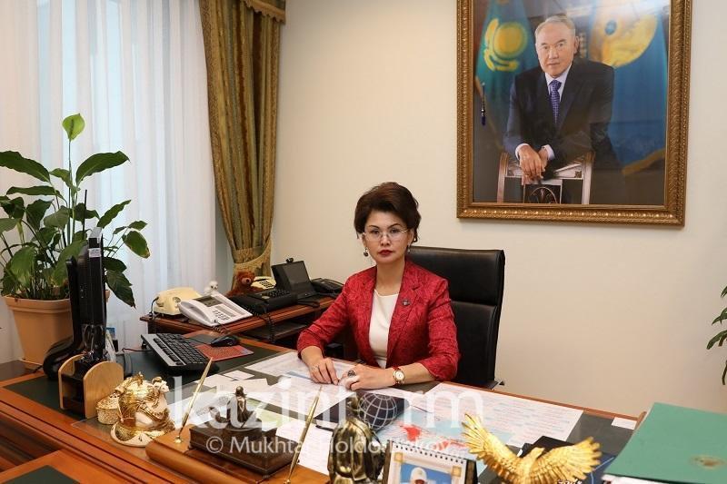 Помощником Президента Казахстана назначена Аида Балаева
