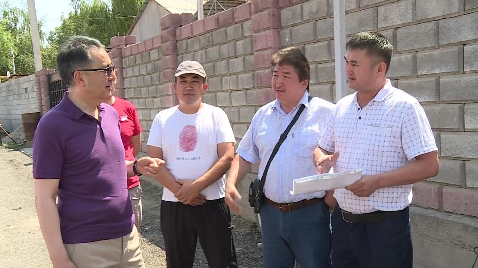 Рабочее воскресенье: встреча Бакытжана Сагинтаева с жителями Алатауского и Наурызбайского районов