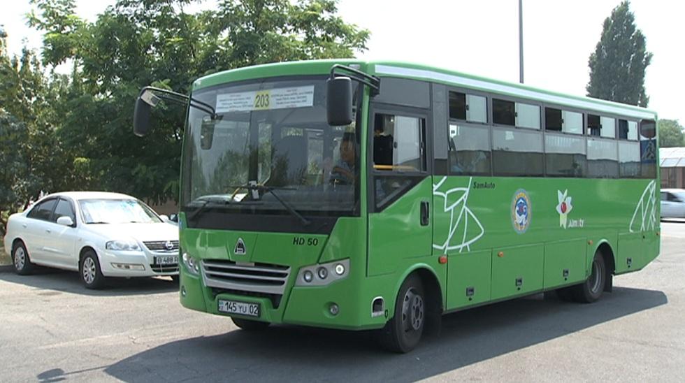 Новый автобусный маршрут запустят из Талгара в Алматы