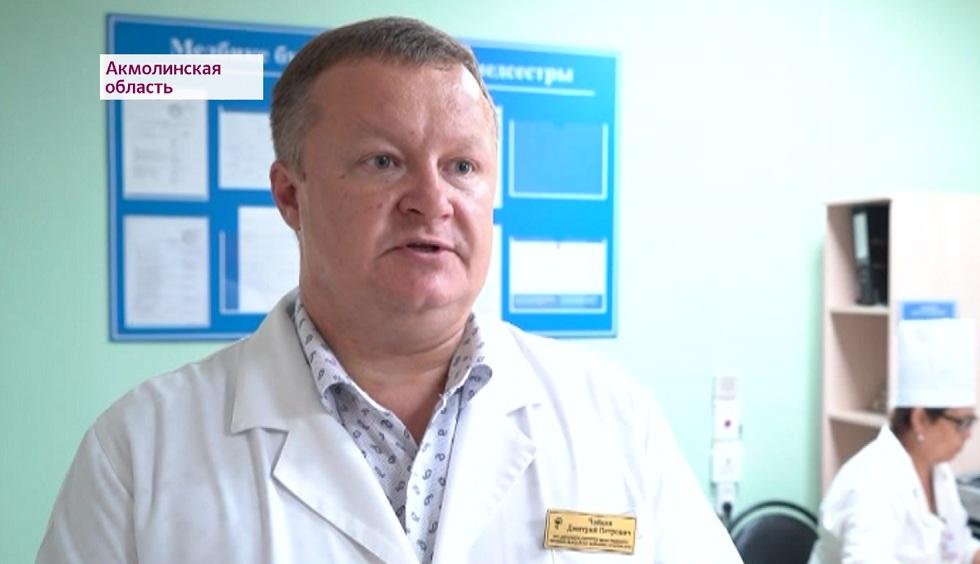 """Раненого инспектора """"Охотзоопрома"""" перевели в больницу Акмолинской области"""