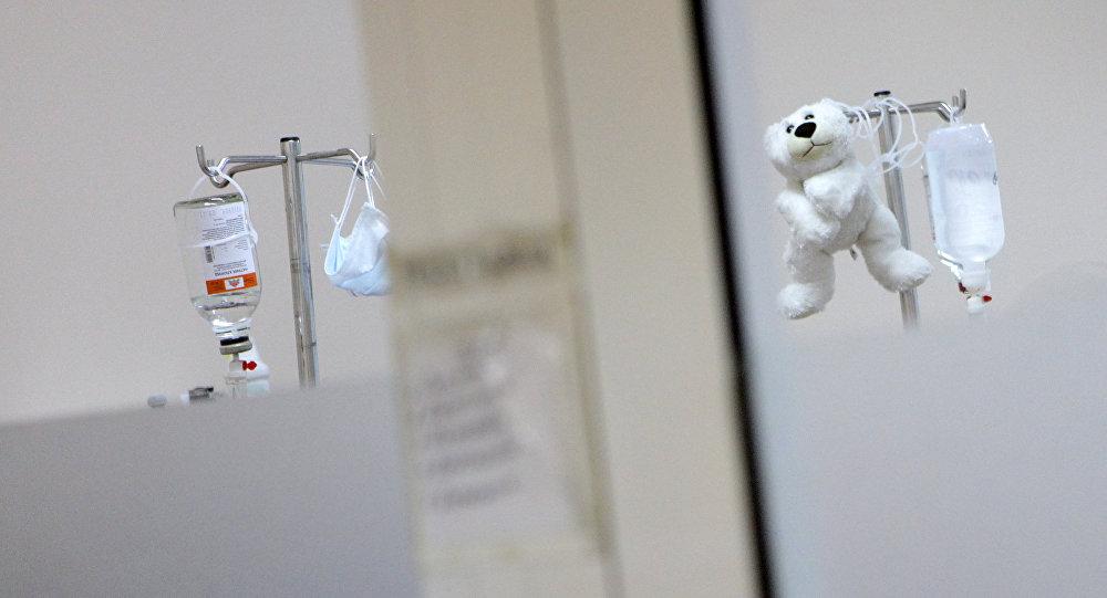 Состояние ребенка, пострадавшего от взрывов в Арыси, крайне тяжелое