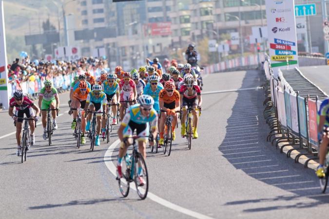 Велогонка Tour of Almaty пройдет 30 и 31 августа