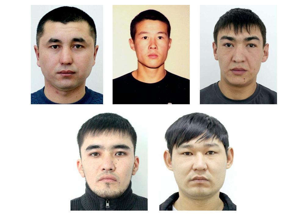 Полиция Алматы задержала группу квартирных воров