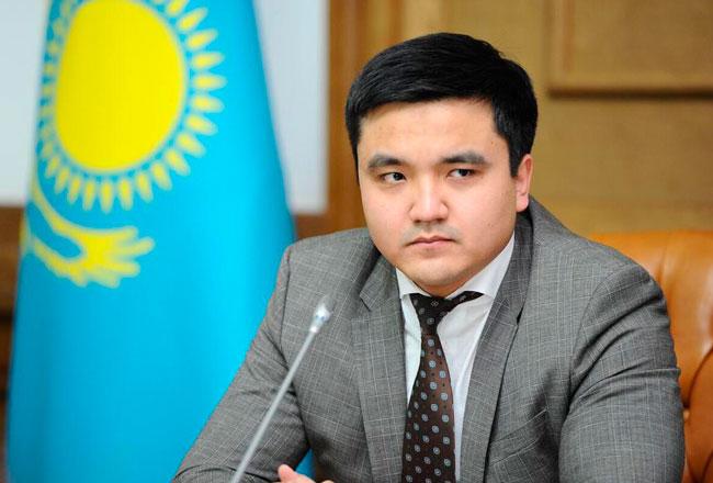 В Алматы сменился аким Жетысуского района
