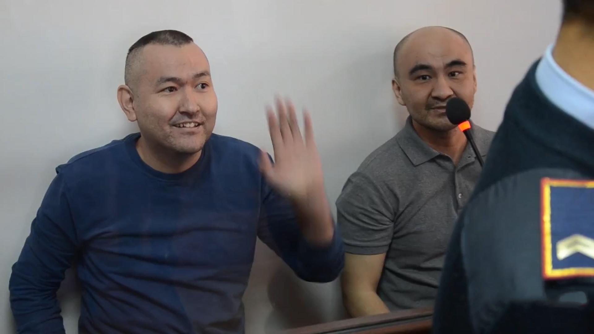 Гражданского активиста Талгата Аяна освободили от тюремного заключения