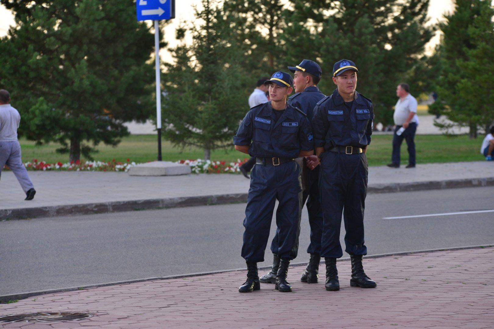 Бакытжан Сагинтаев провел совещание с Департаментом полиции Алматы по вопросам безопасности