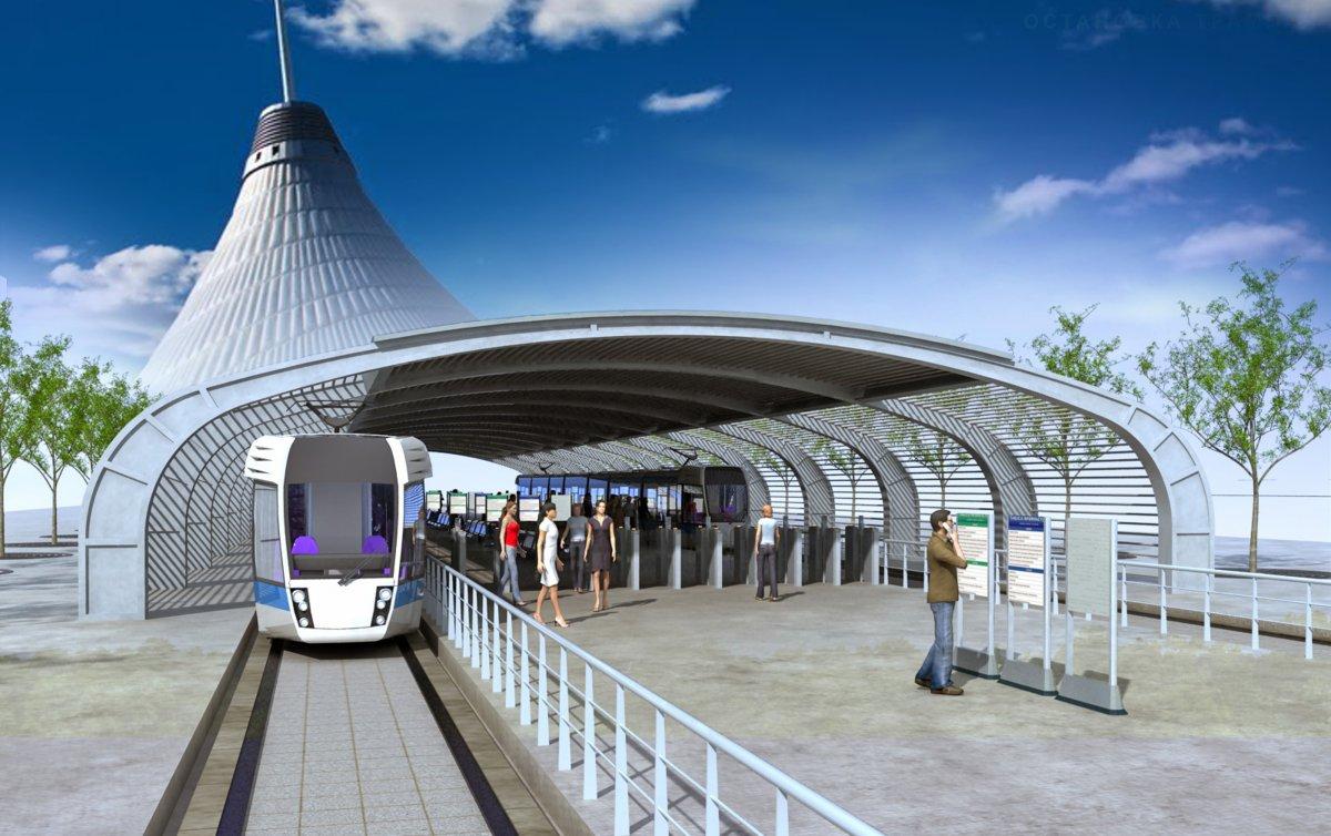 Акимат Нур-Султана занимается возвратом средств проекта LRT из Банка Астаны