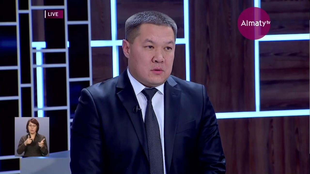 Аким Алатауского района ответит на вопросы жителей 1 августа