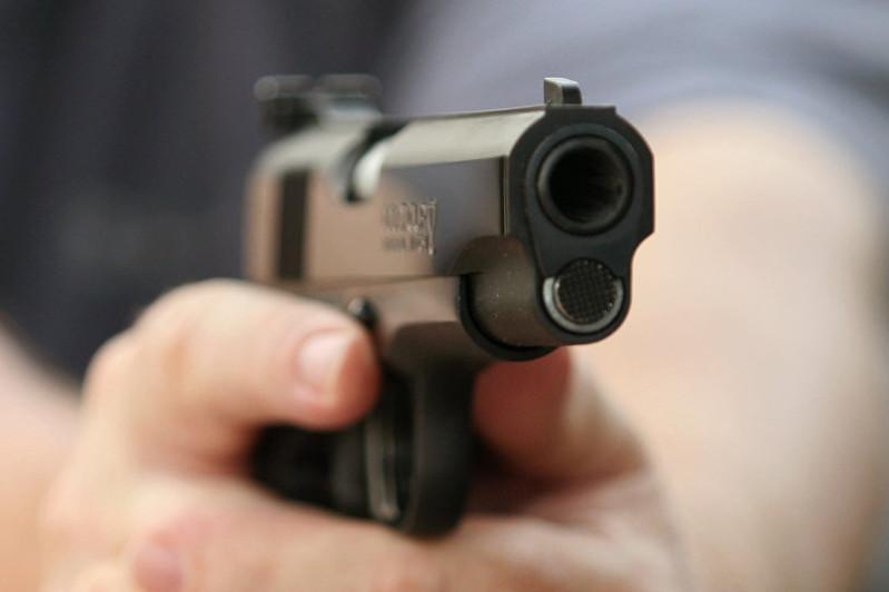 Водитель устроил стрельбу на  дороге в Туркестанской области