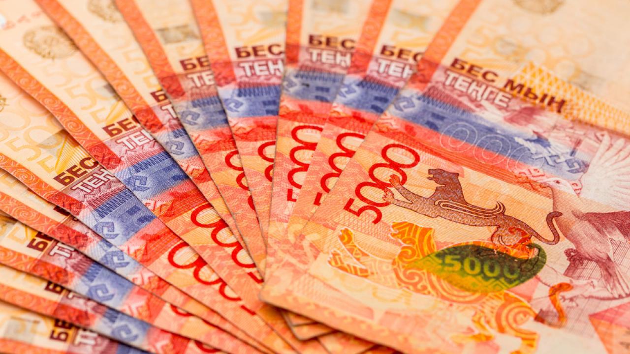 5-тысячные купюры стали чаще подделывать в Казахстане - Нацбанк