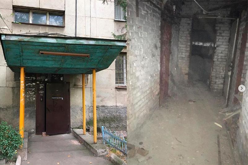 Певица Ксения Ашигалиева, обвиняющая мужа в избиении, показала место событий