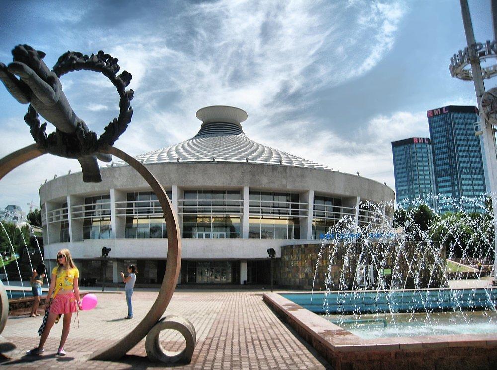 Погода в Алматы с 5 по 11  августа 2019
