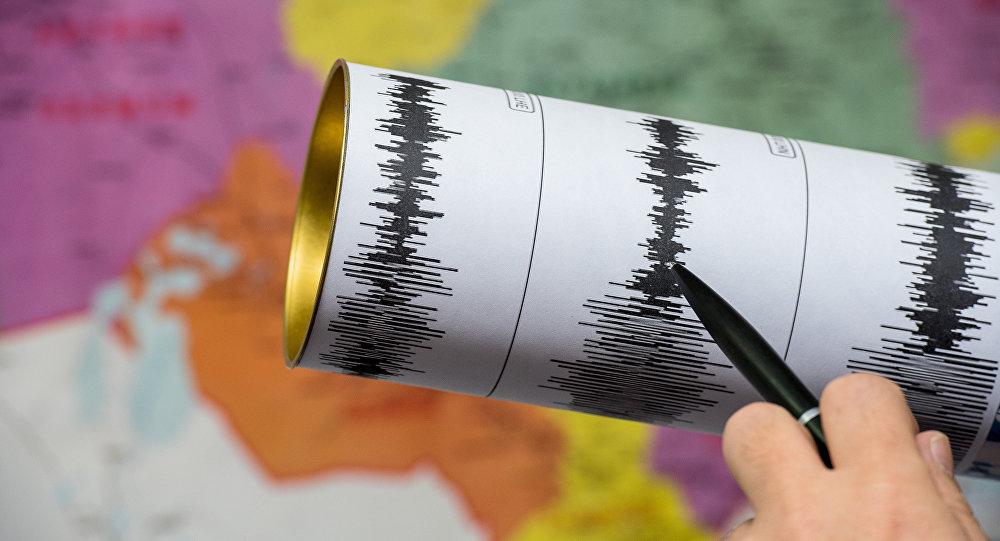 В Алматинской области произошли  три землетрясения