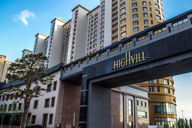 В Нур-Султане мужчина выбросился с 33 этажа ЖК Highvill