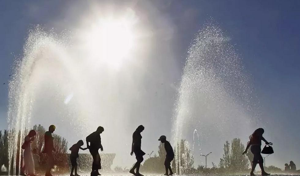 Сильная жара ожидается в 6 областях Казахстана: погода на 6 августа