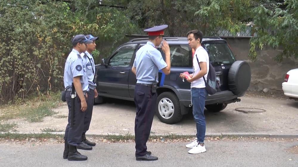 Пешее патрулирование в Алматы: на улицах сократилась преступность