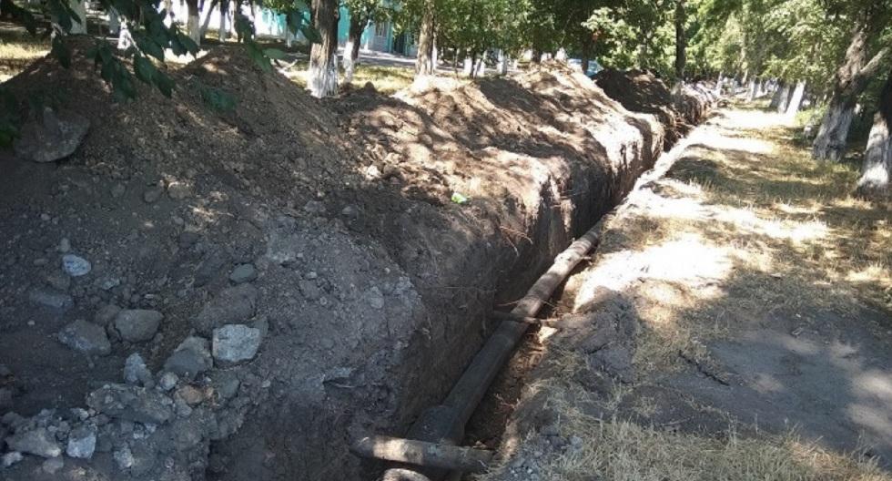 Жители Костаная остались без воды из-за многочисленных порывов труб