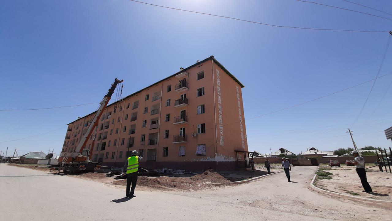 В Арыси полностью восстановили 7 образовательных учреждений