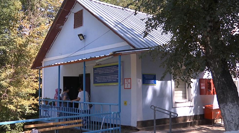 Мини-поликлинику открыли для жителей микрорайона Тау Самал