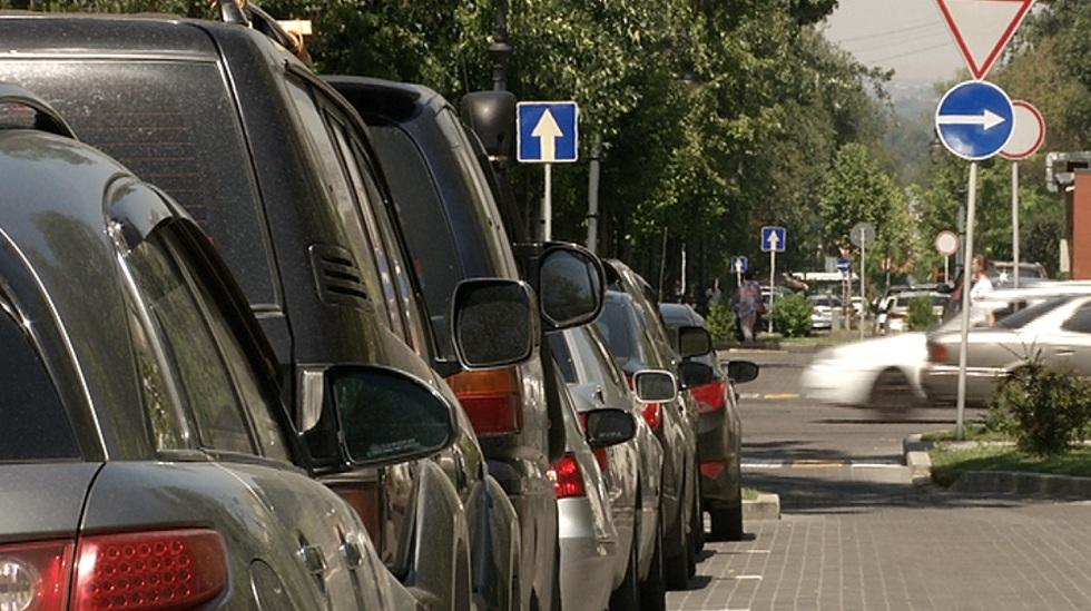 Новые парковки появятся в рамках малого транспортного кольца Алматы