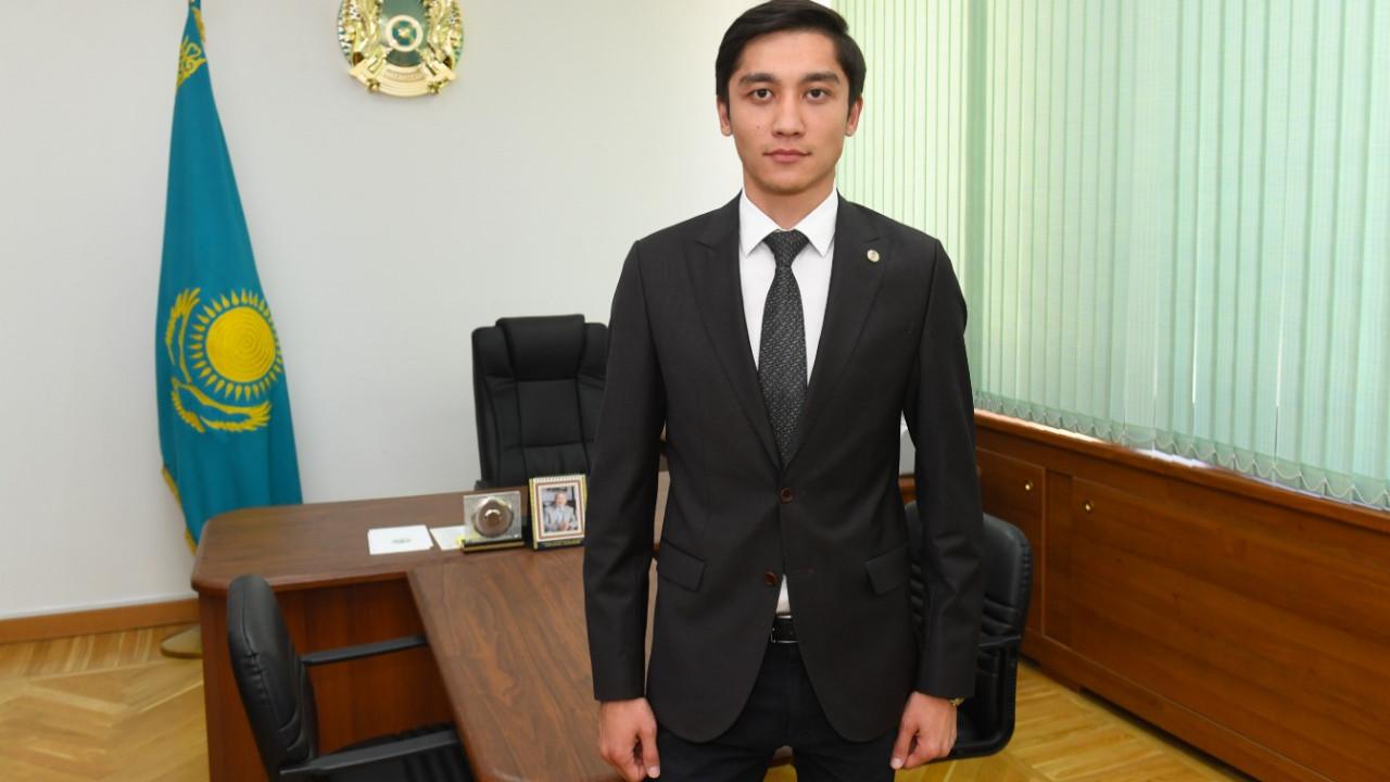 Пресс-секретарь акима Алматы обратился к горожанам в Instagram