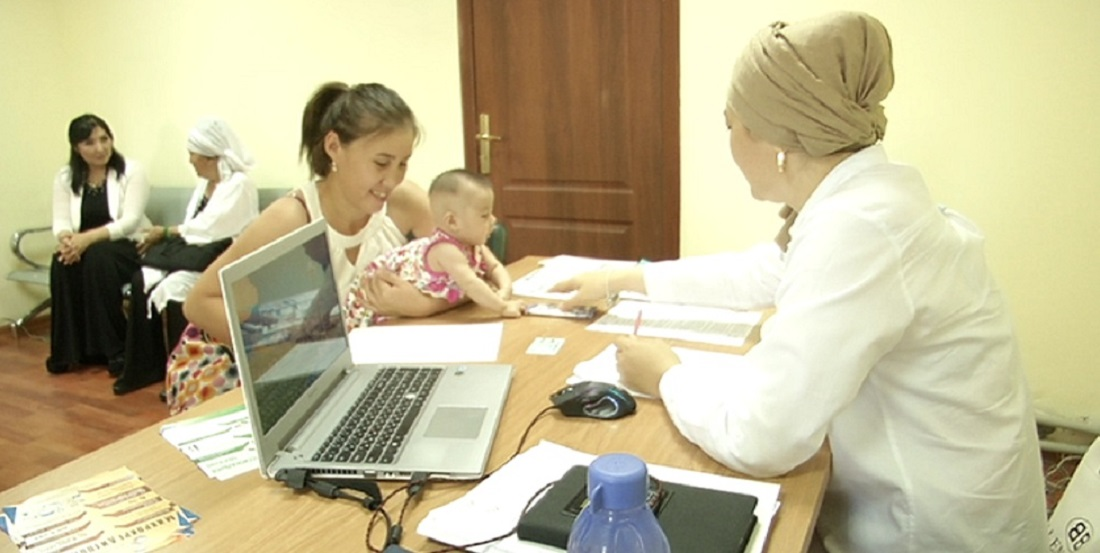 "Центр ""Бақытты отбасы"" заработал в Ауэзовском районе"