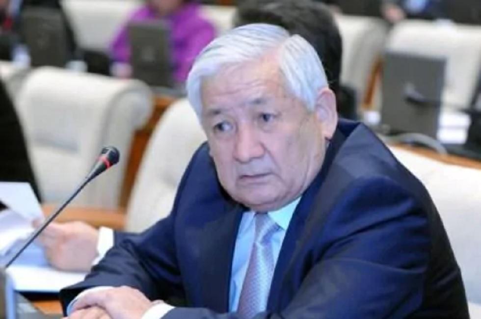 Экс-депутат Сатыбалды Ибрагимов скончался в Шымкенте
