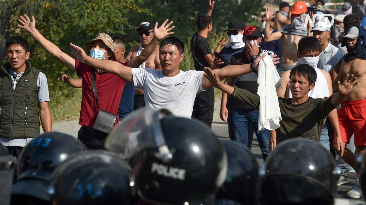 Арест экс-президента Атамбаева спровоцировал протесты в Кыргызстане