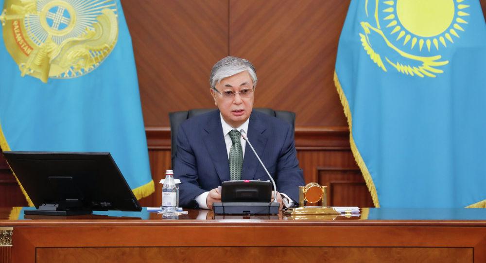 Касым-Жомарт Токаев выступит с посланием к народу Казахстана