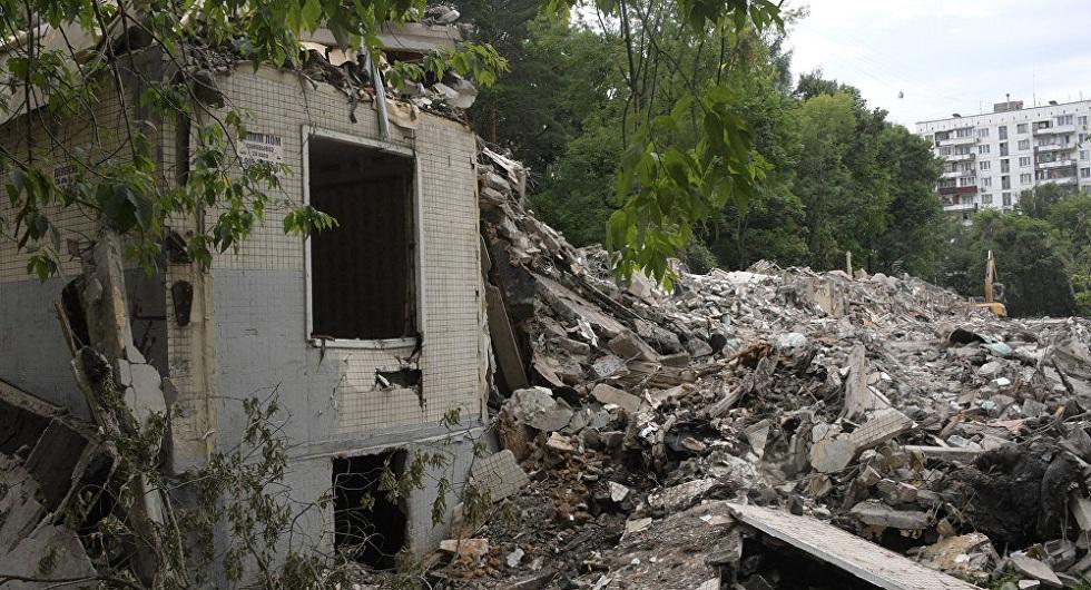 Житель Арыси разрушил свой дом, надеясь на новое жилье