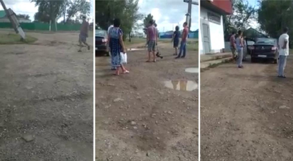 Охотники открыли стрельбу в селе ЗКО