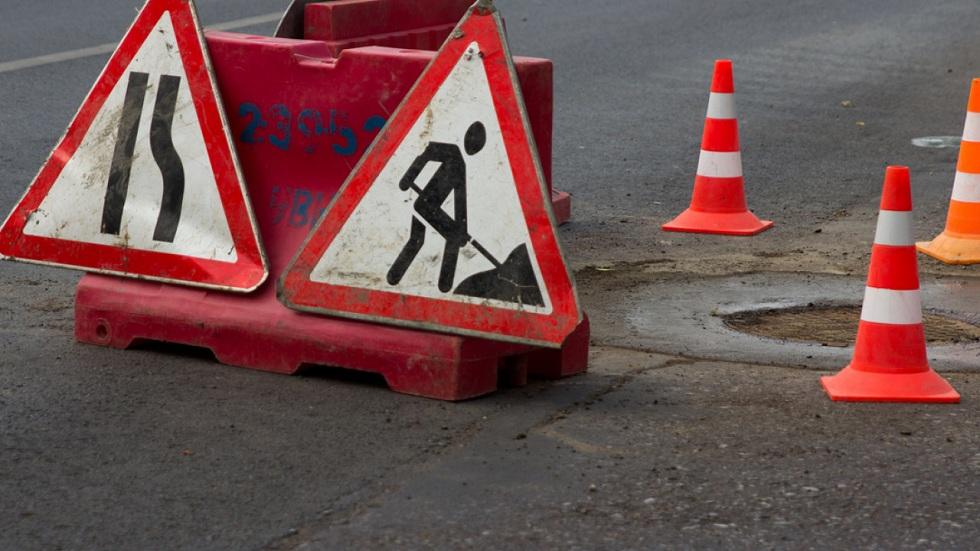 В Алматы временно перекроют участки двух улиц