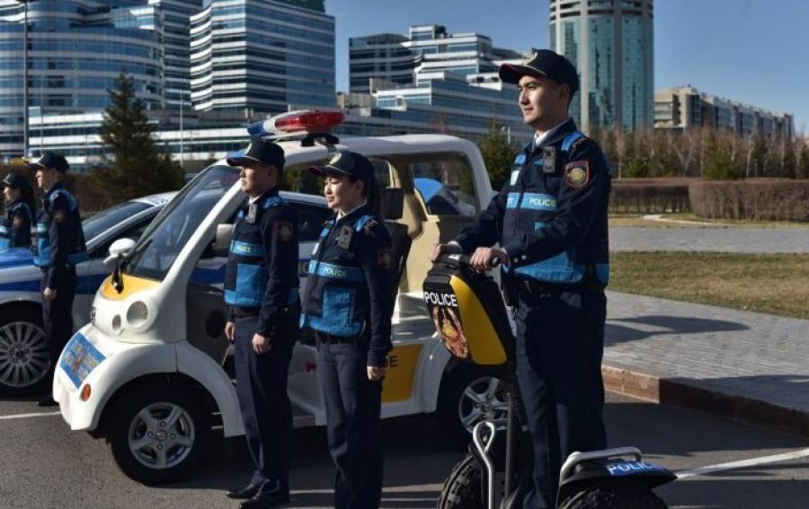 В аэропорту Алматы появился пост туристской полиции