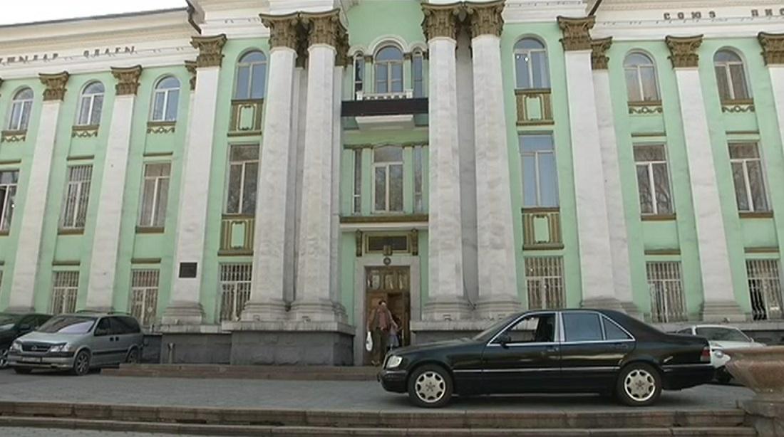 В Алматы отреставрируют здание Союза писателей Казахстана