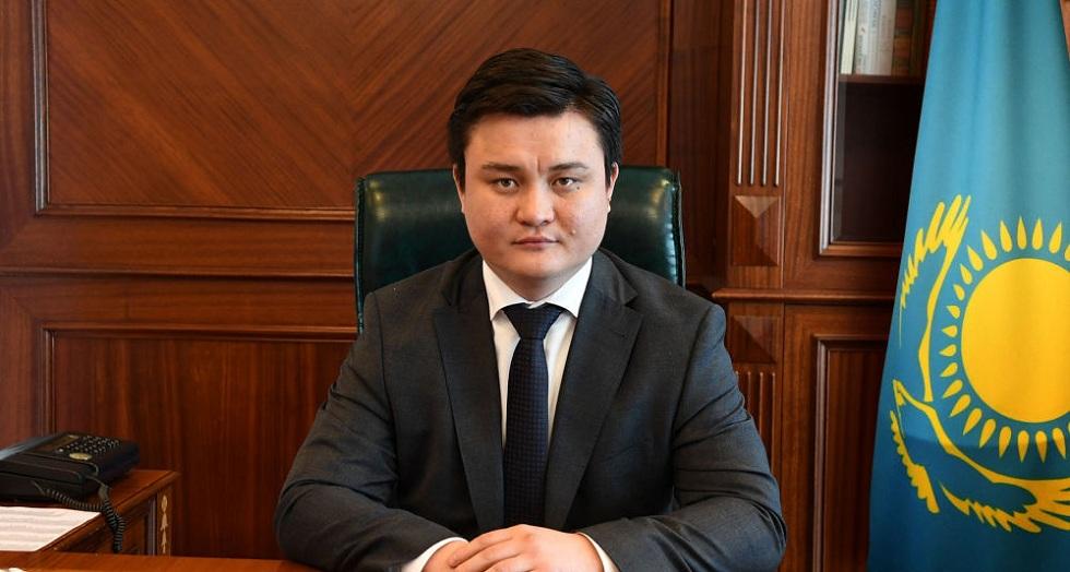 Әсет Ирғалиев ҚР ұлттық экономика вице-министрі болып тағайындалды
