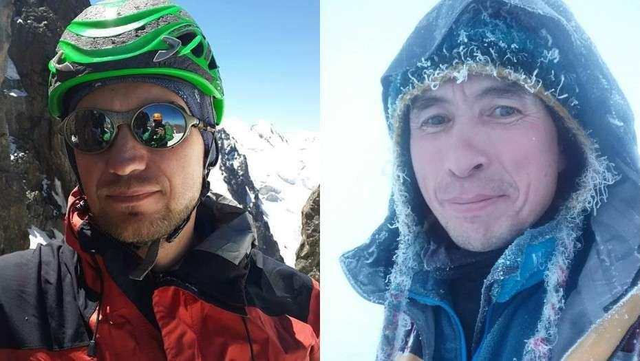 Максут Жумаев возглавил операцию по спасению альпинистов в горах Тянь-Шаня