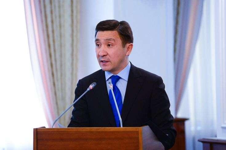 Ерлан Кожагапанов назначен заместителем акима Алматы
