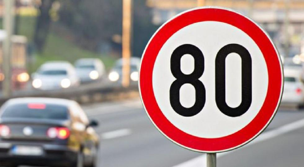 Скоростной режим 80 км/ч вернут на проспекте аль-Фараби и ВОАД