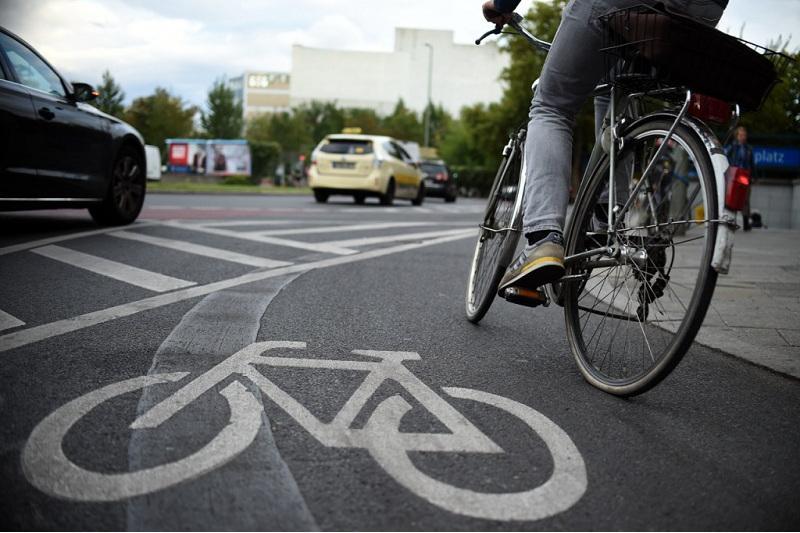 Велодорожки уберут с Кунаева и Байтурсынова в Алматы