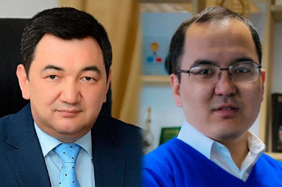 Членами Бюро Политсовета «Nur Otan» стали Дархан Кыдырали и Даулет Карибек