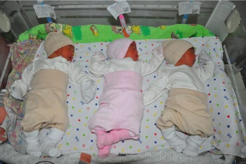 Тройню родила мать четверых детей в Туркестанской области