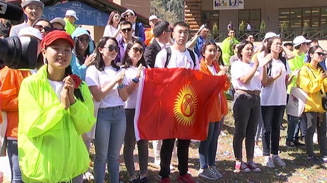 Первый Центрально-Азиатский фестиваль молодёжи стартовал в Алматы