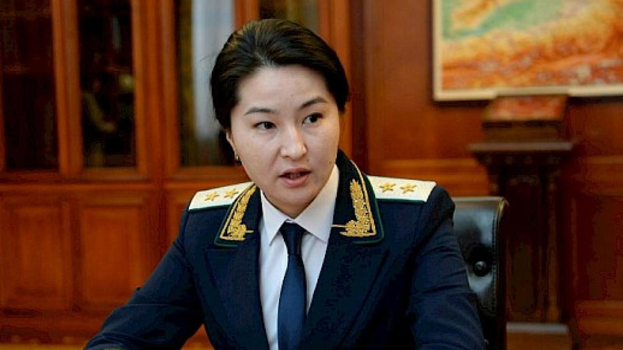 Бывший генпрокурор Кыргызстана взята под арест