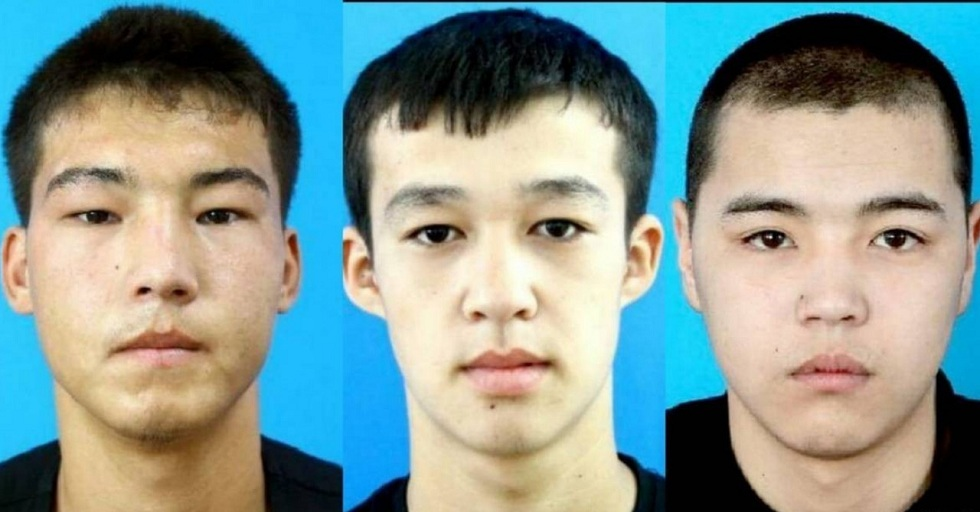 Опасная троица из Жанаозена задержана