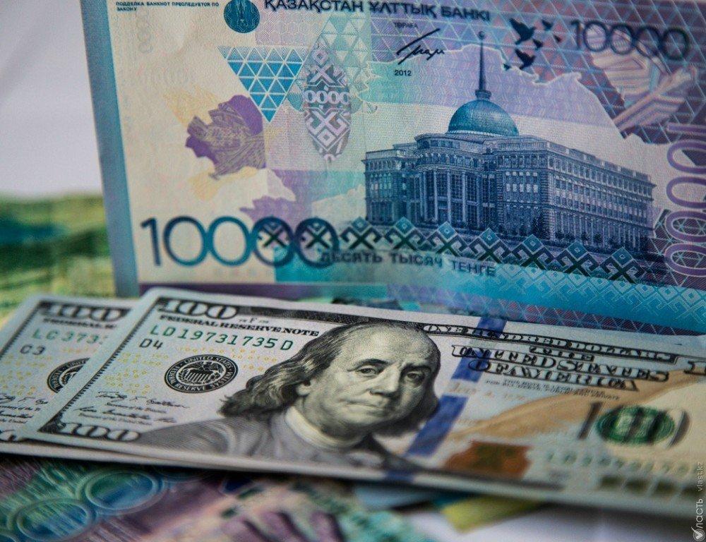 Курс валют на 23 августа