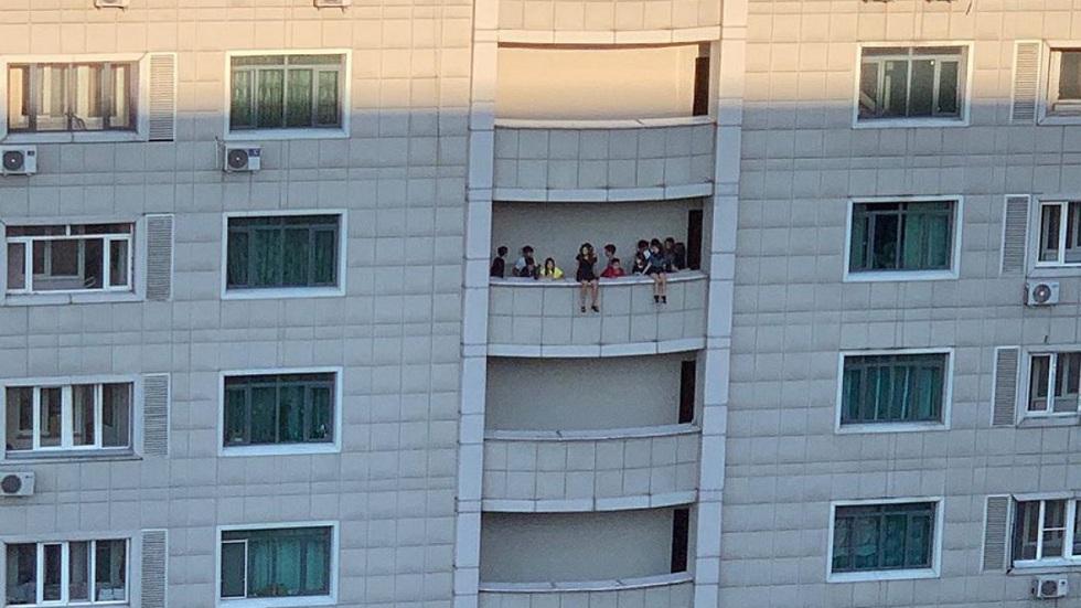 Шокирующее фото с детьми: комментарий полицейских Алматы